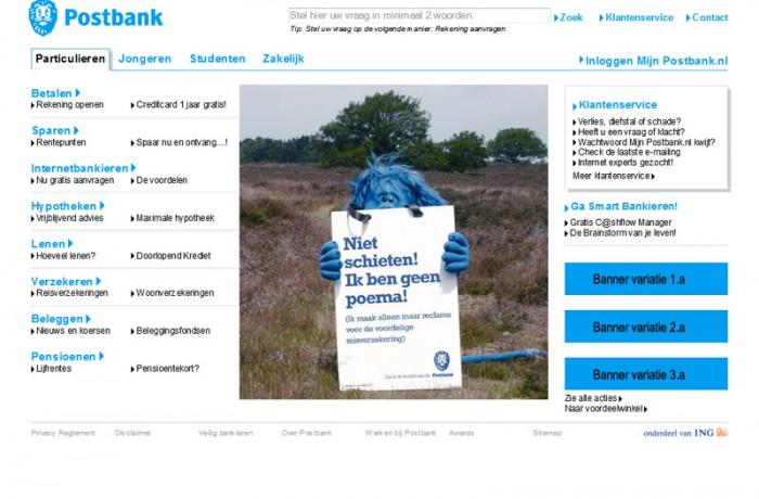 Postbank.nl Betalen Particulieren