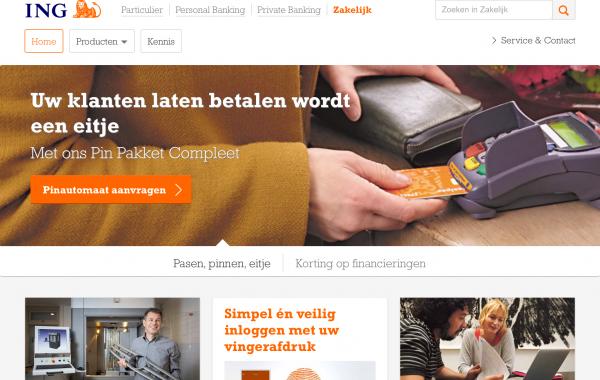 Online Marketeer (a.i.) ING Zakelijk